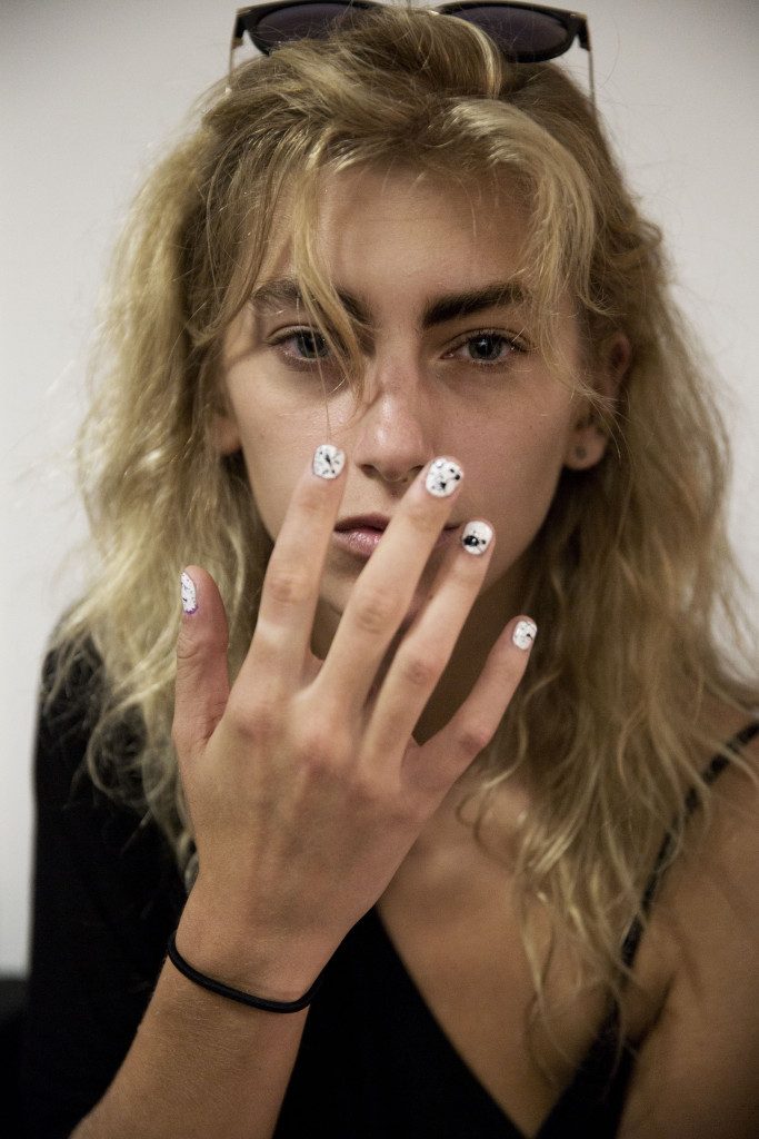 butter london at nicole miller ss16 nyfw