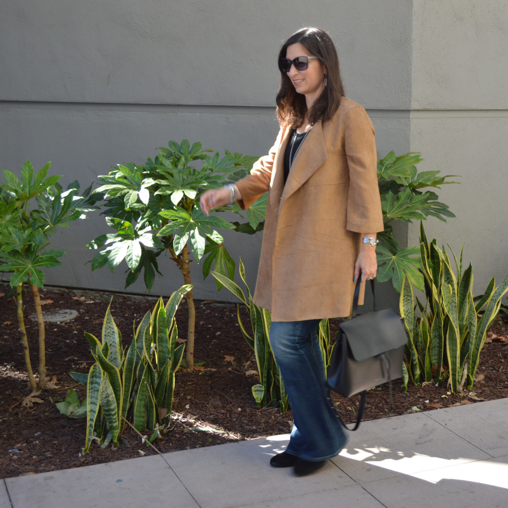 h and m topper fall outfit