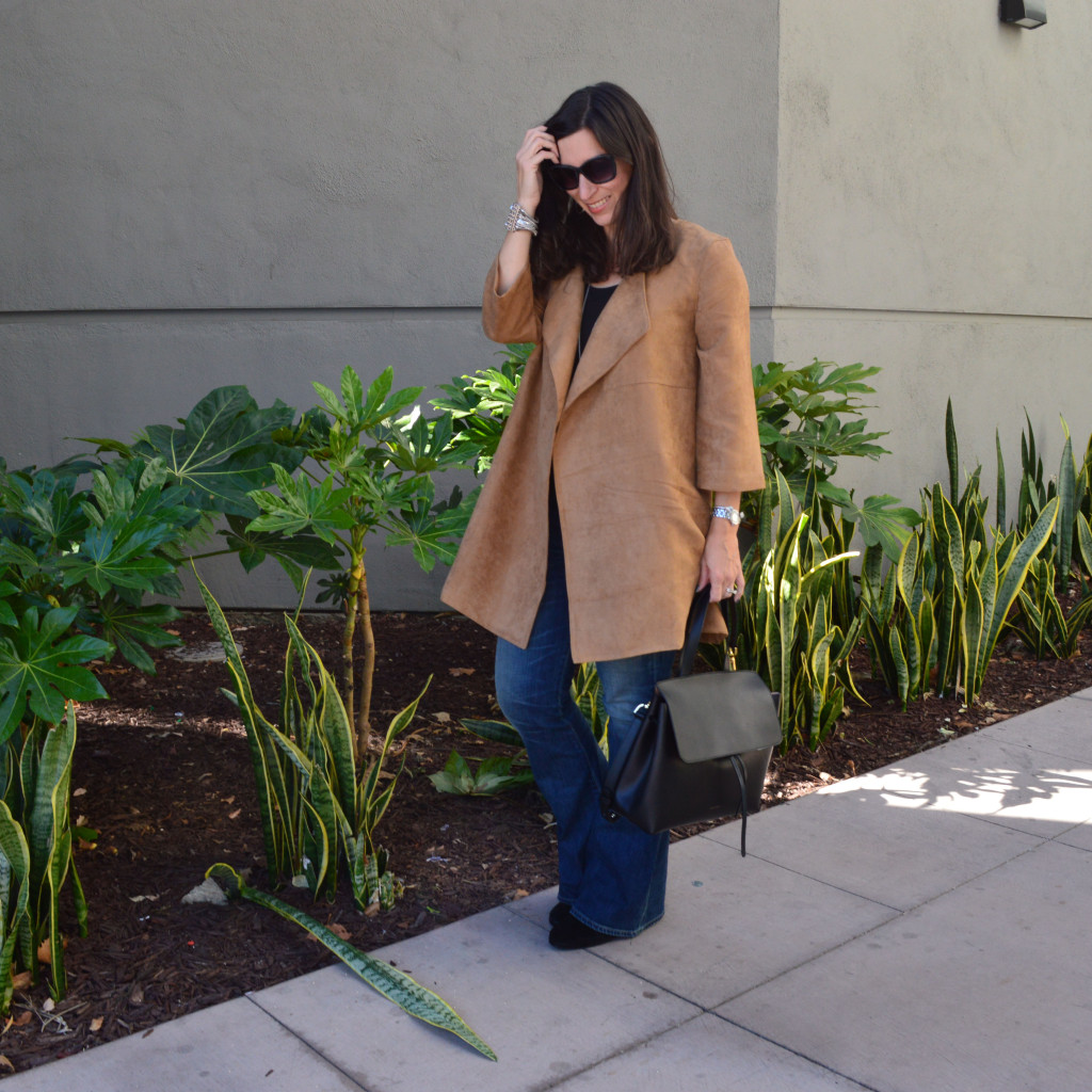 hm topper casual fall outfit