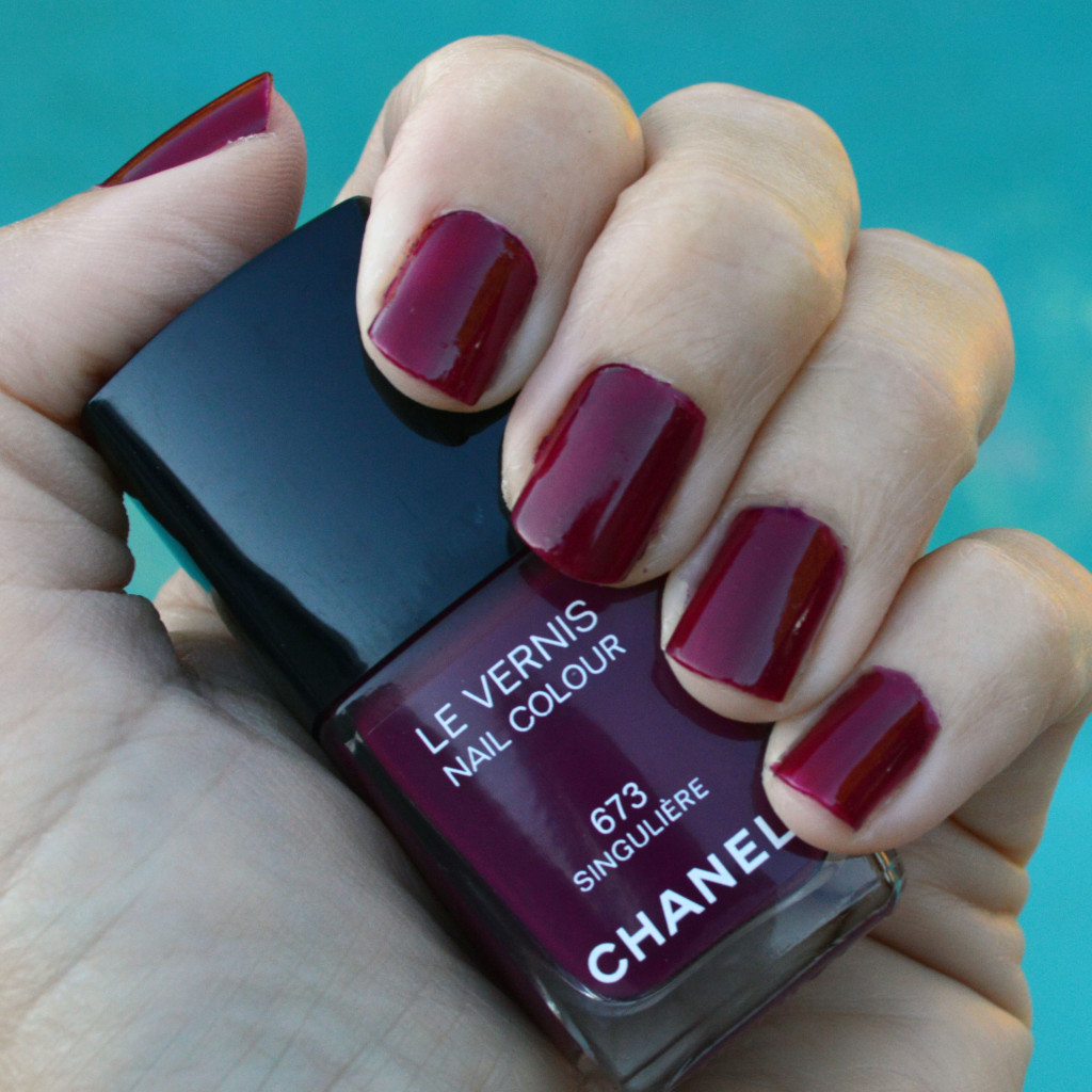 chanel singuliere nail polish winter 2015
