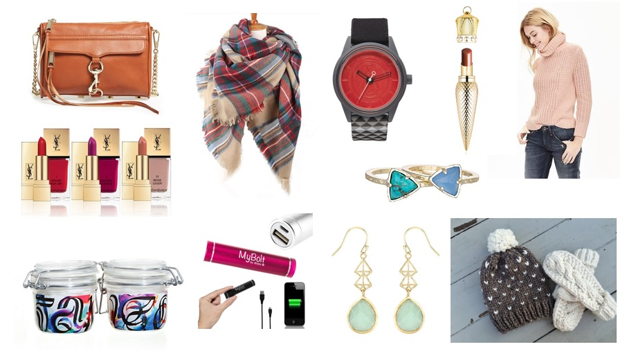 Holiday gift guide 2015 bay area fashionista for Christmas gift ideas for her
