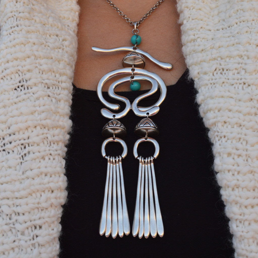 laurel burch necklace