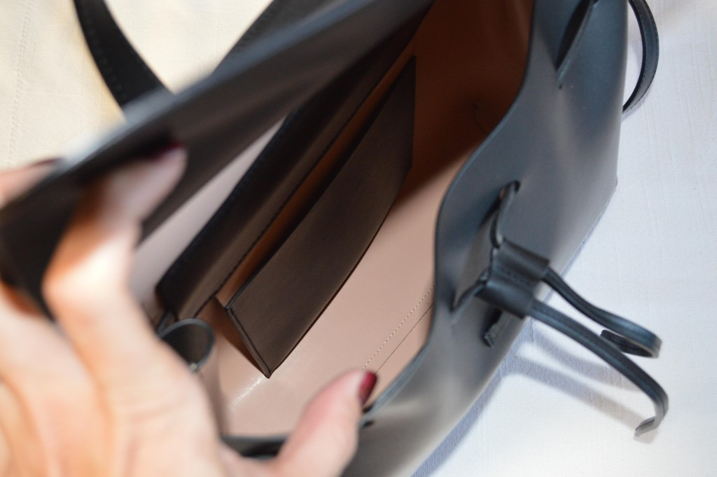 mansur gavriel lady bag in stock shop online