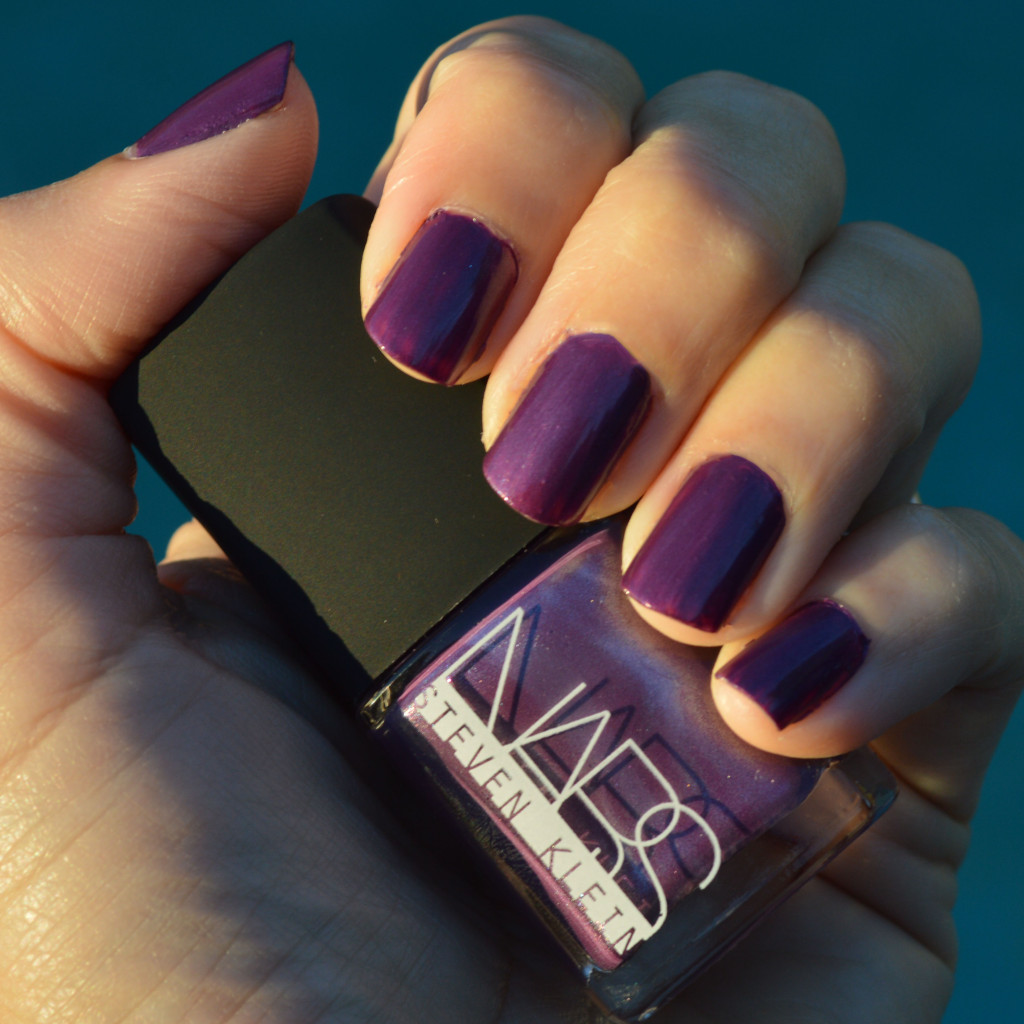 nars night creature nail polish
