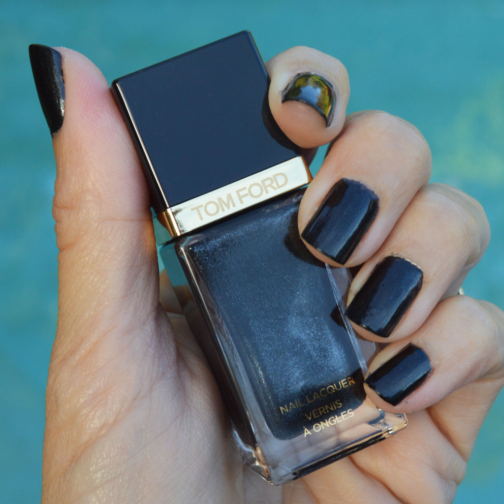 tom ford blackout nail polish review