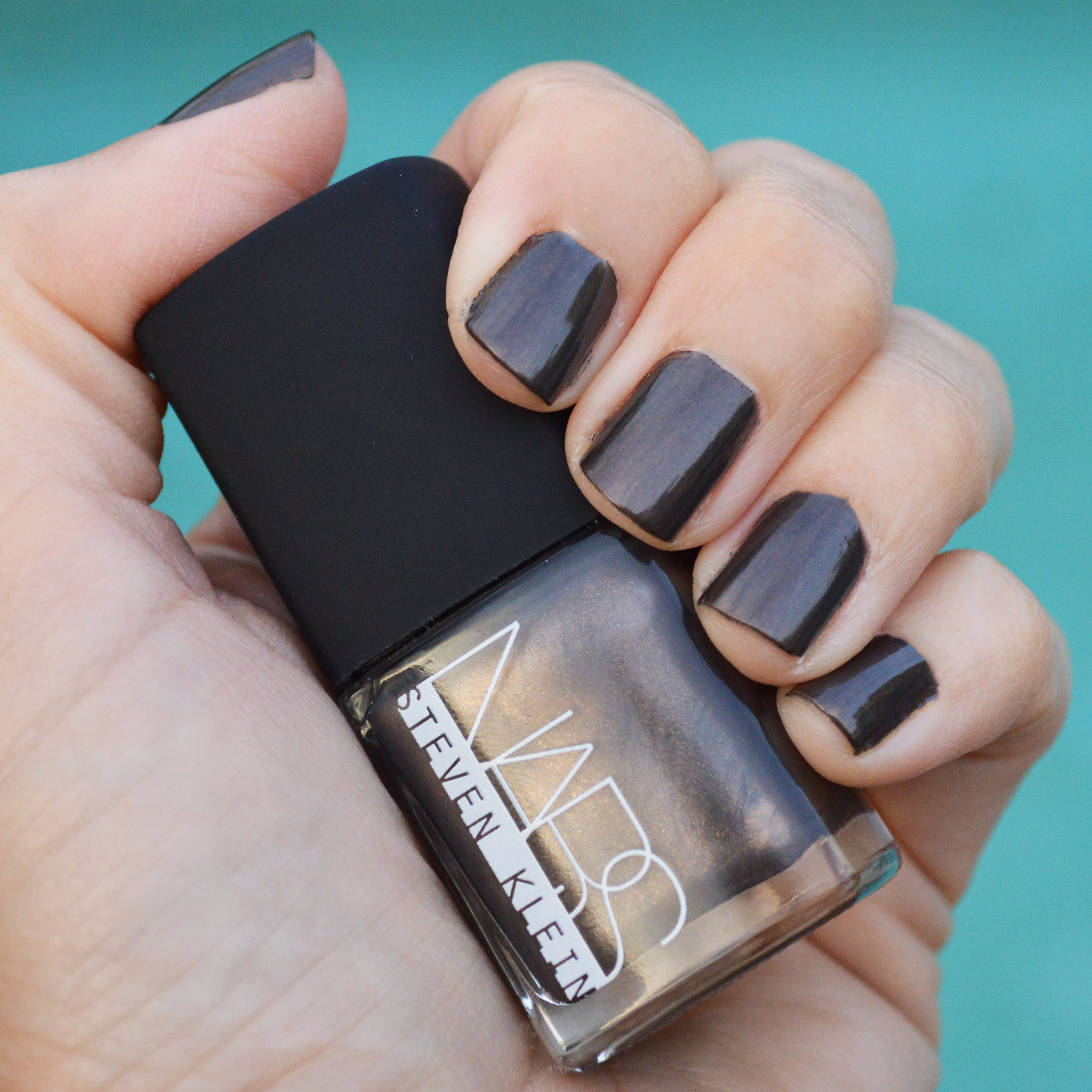 Nars Hard To Get nail polish for winter | Bay Area Fashionista