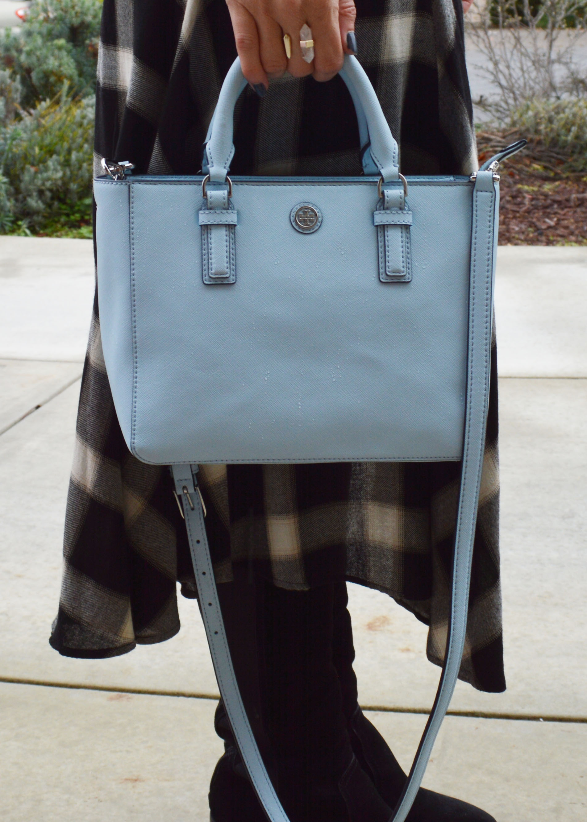 619272ebe48 Tory Burch Robinson Mini satchel review – Bay Area Fashionista