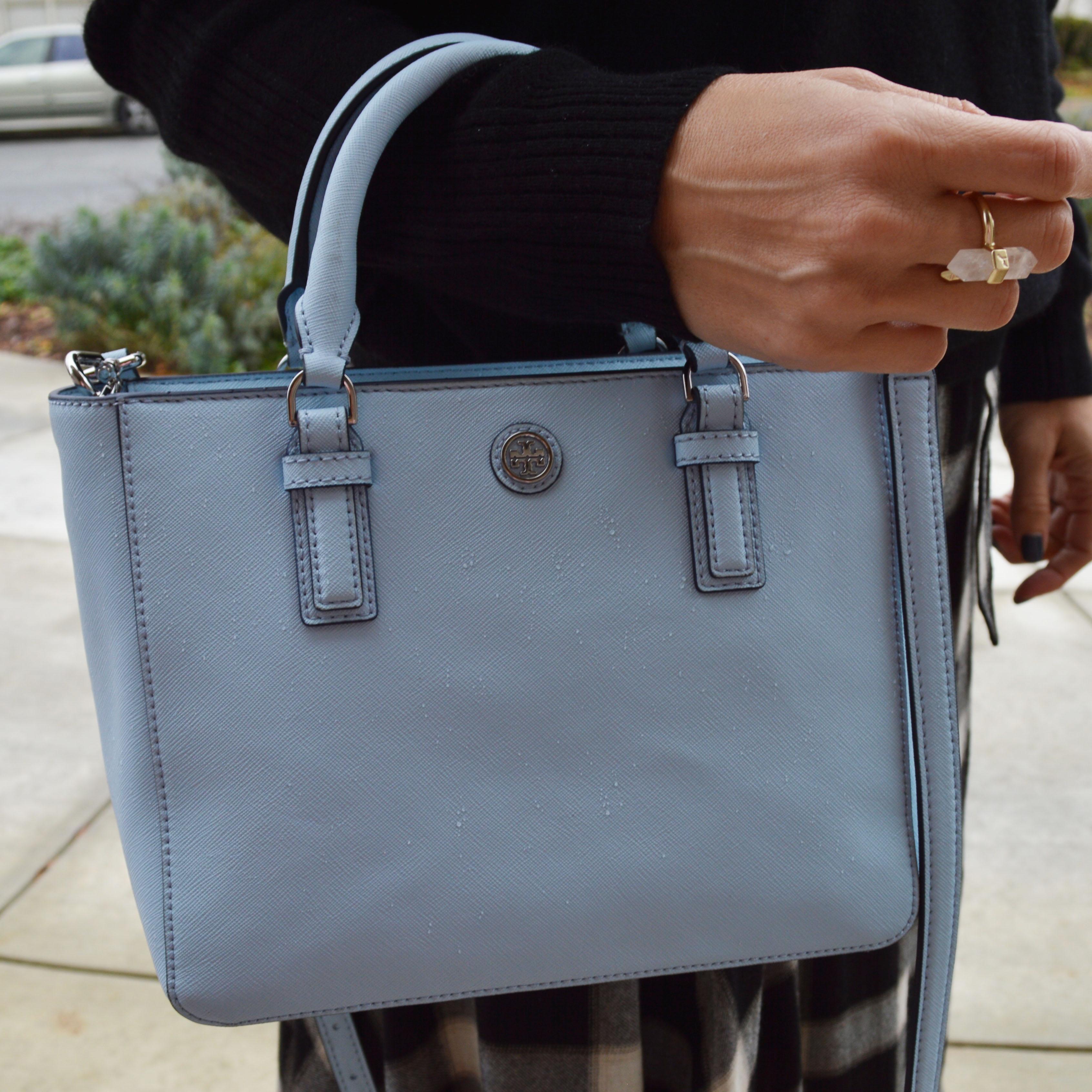 c10bbd43cdb0 Tory Burch Robinson Mini satchel review – Bay Area Fashionista