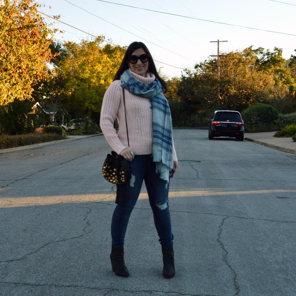 turtleneck sweater on clearance sale