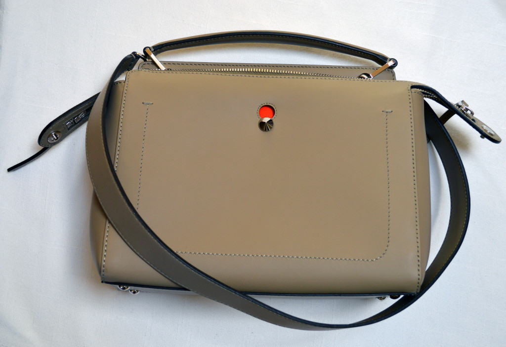 fendi dot com satchel review