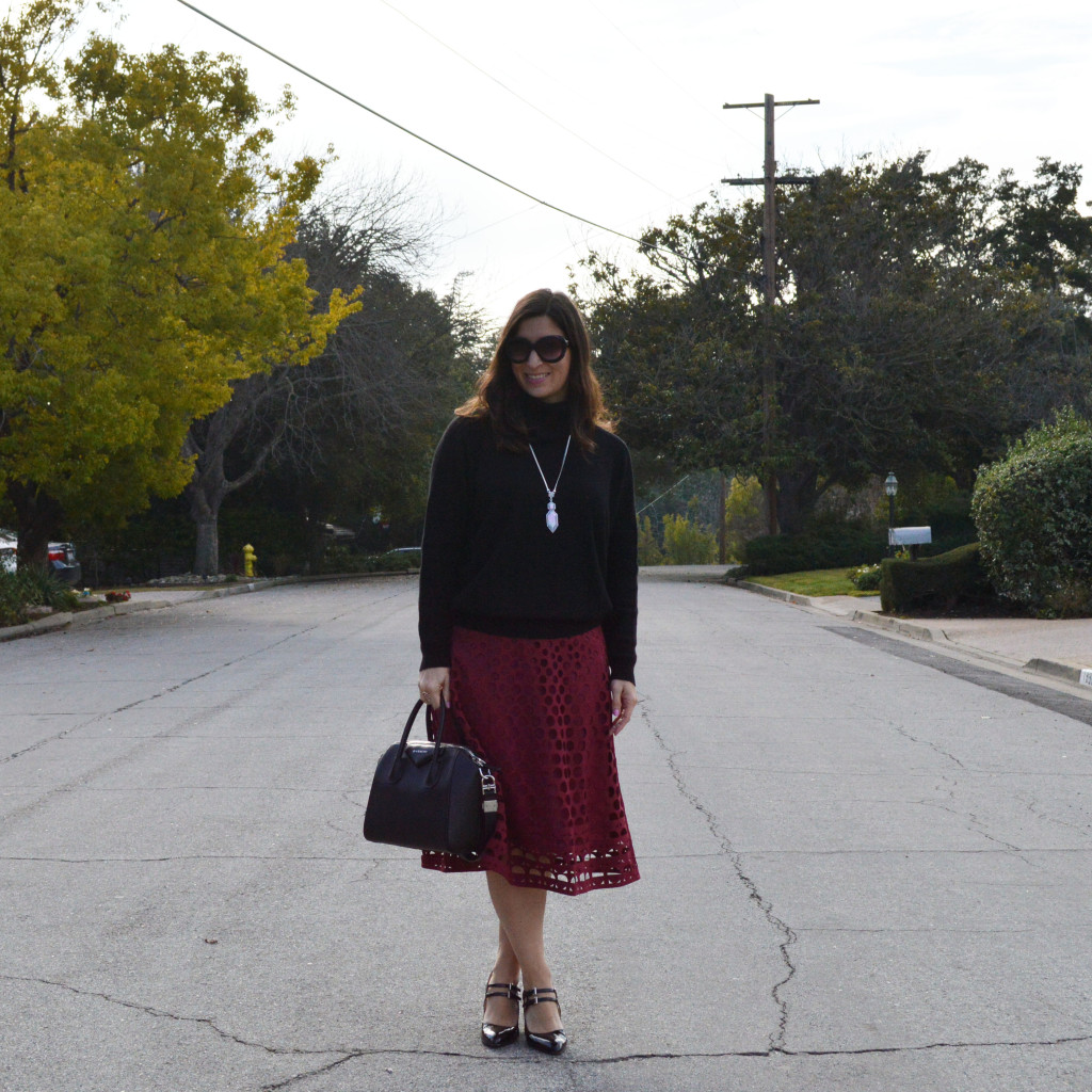 over 40 style blogger