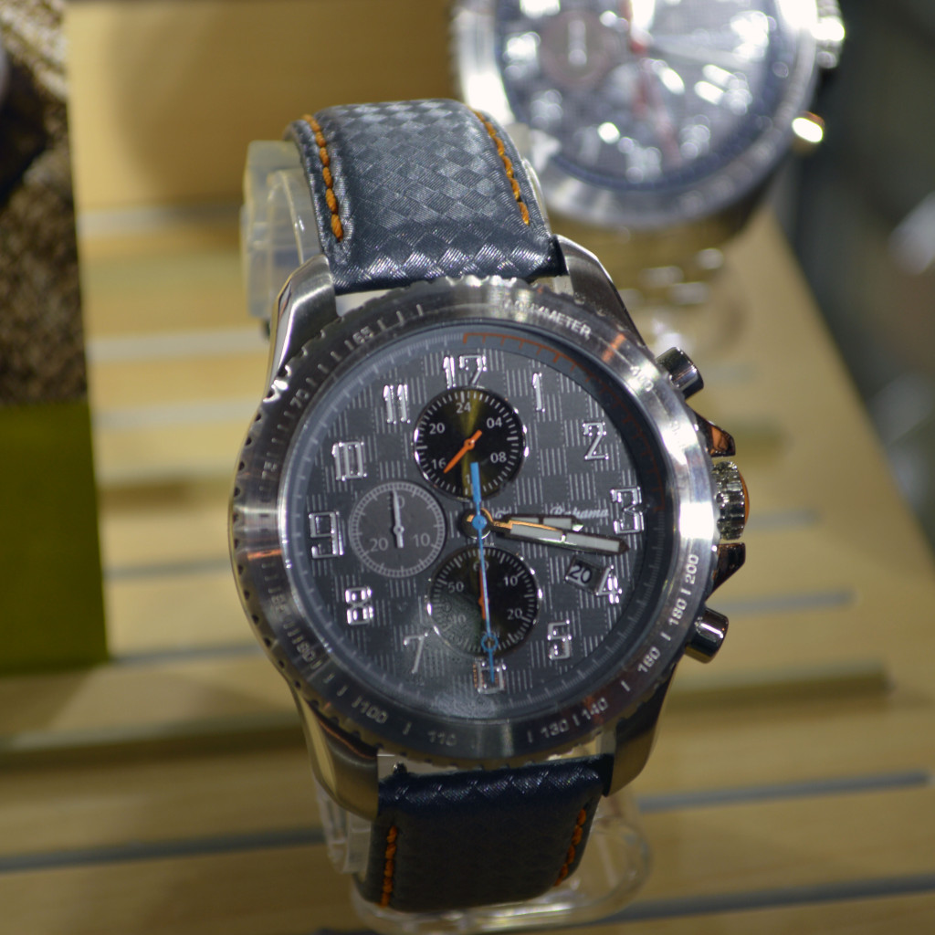 tommy bahama mens wristwatch gift idea