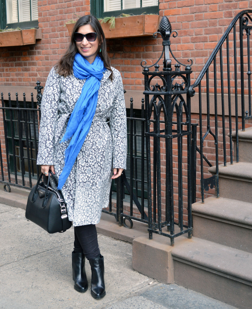 how to dress for nyfw in february