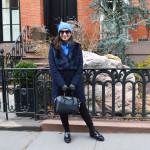New York Fashion Week winter style