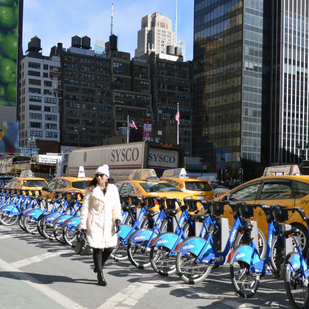 new york fashion week winter street style