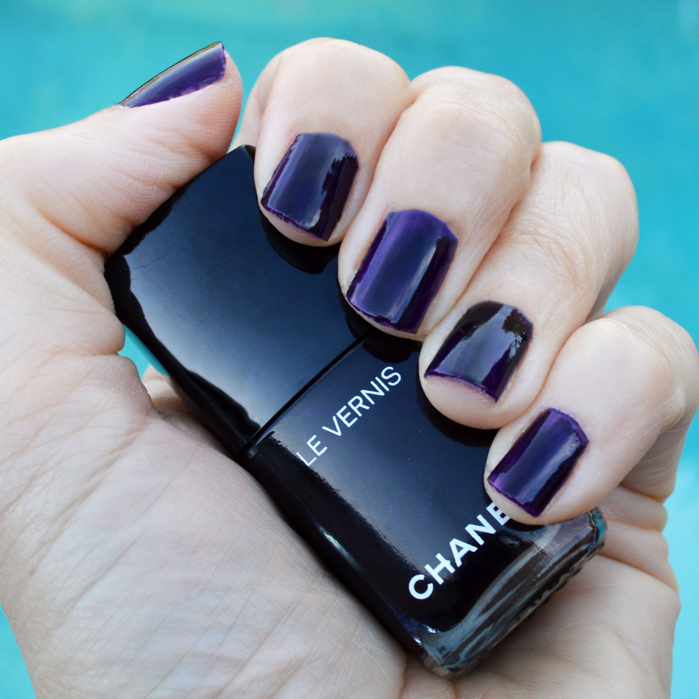 Chanel Roubachka nail polish from the longwear collection