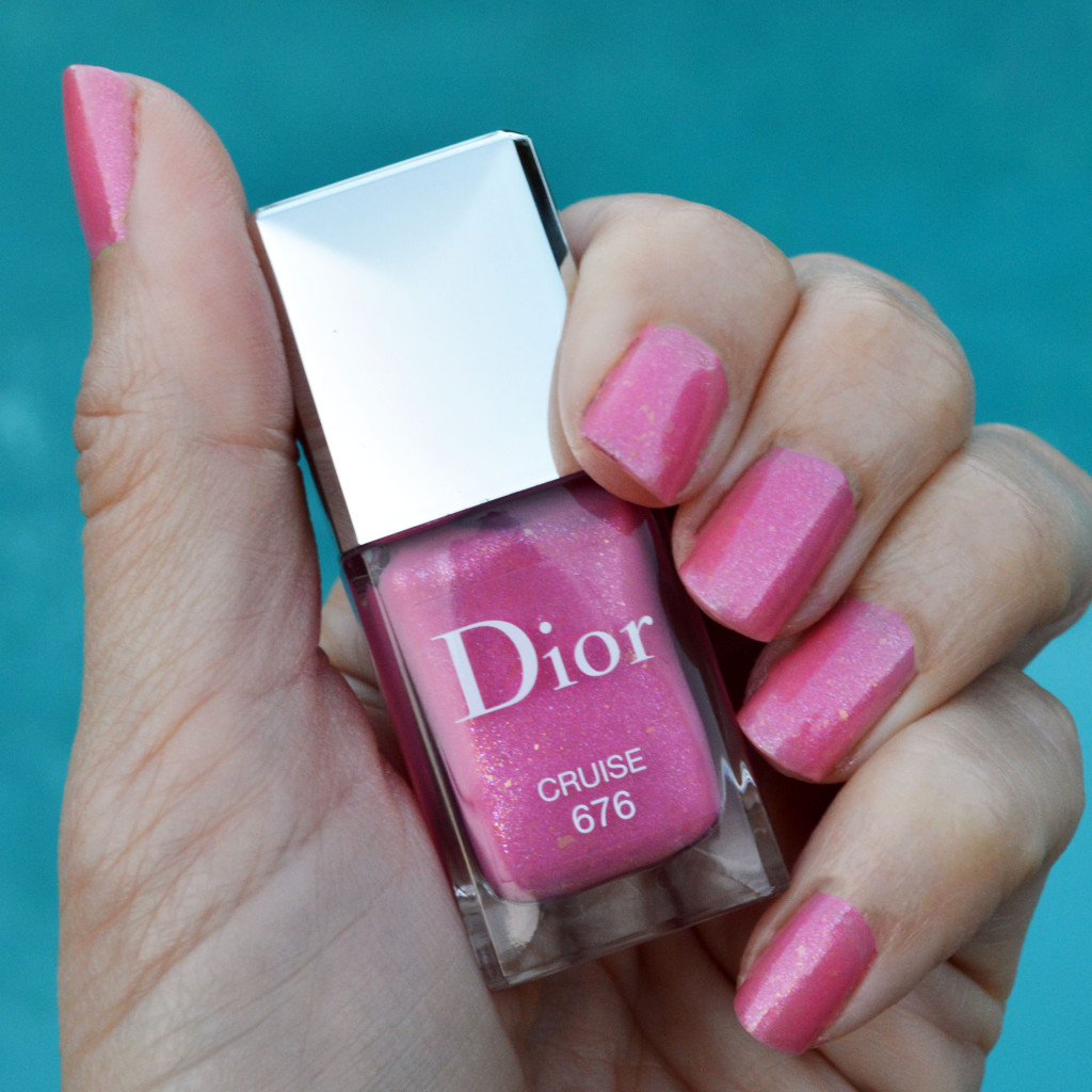 dior cruise nail polish summer 2016