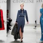 Georgine fall 2016 New York Fashion Week