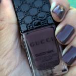 Gucci Dark Anemone nail polish for spring summer 2016