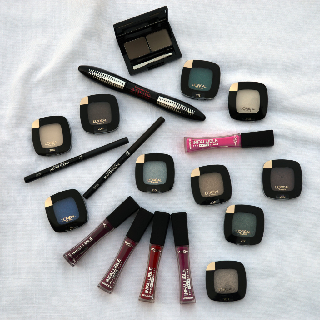loreal makeup spring 2016