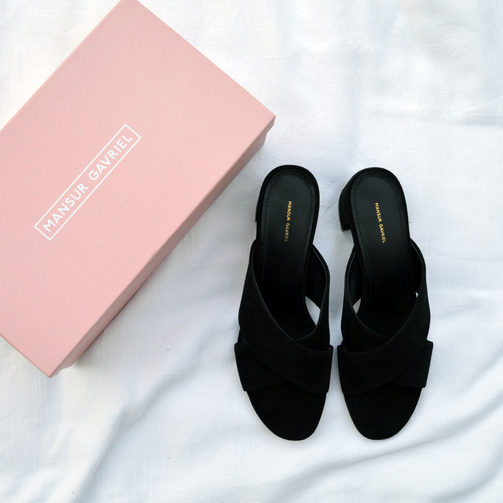 mansur gavriel slides review