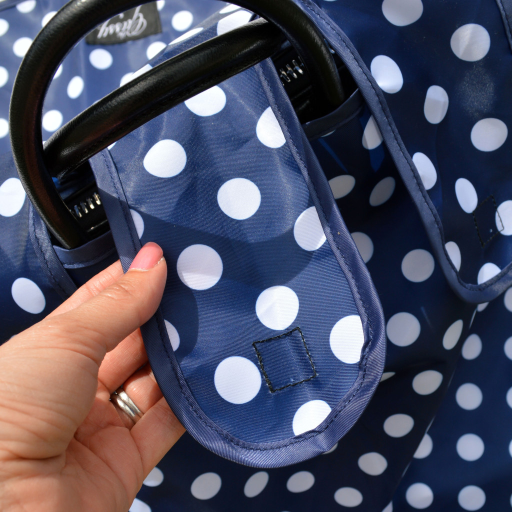 raincoat for handbag