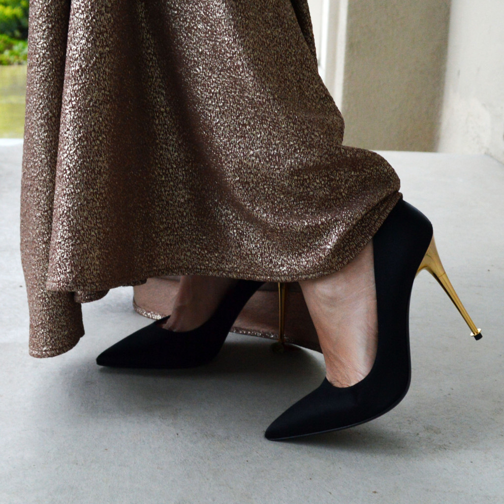 formal high heels shoes
