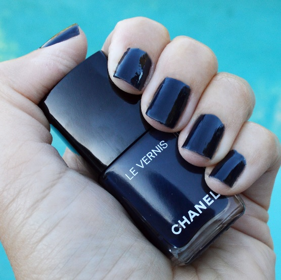 chanel mariniere nail polish review