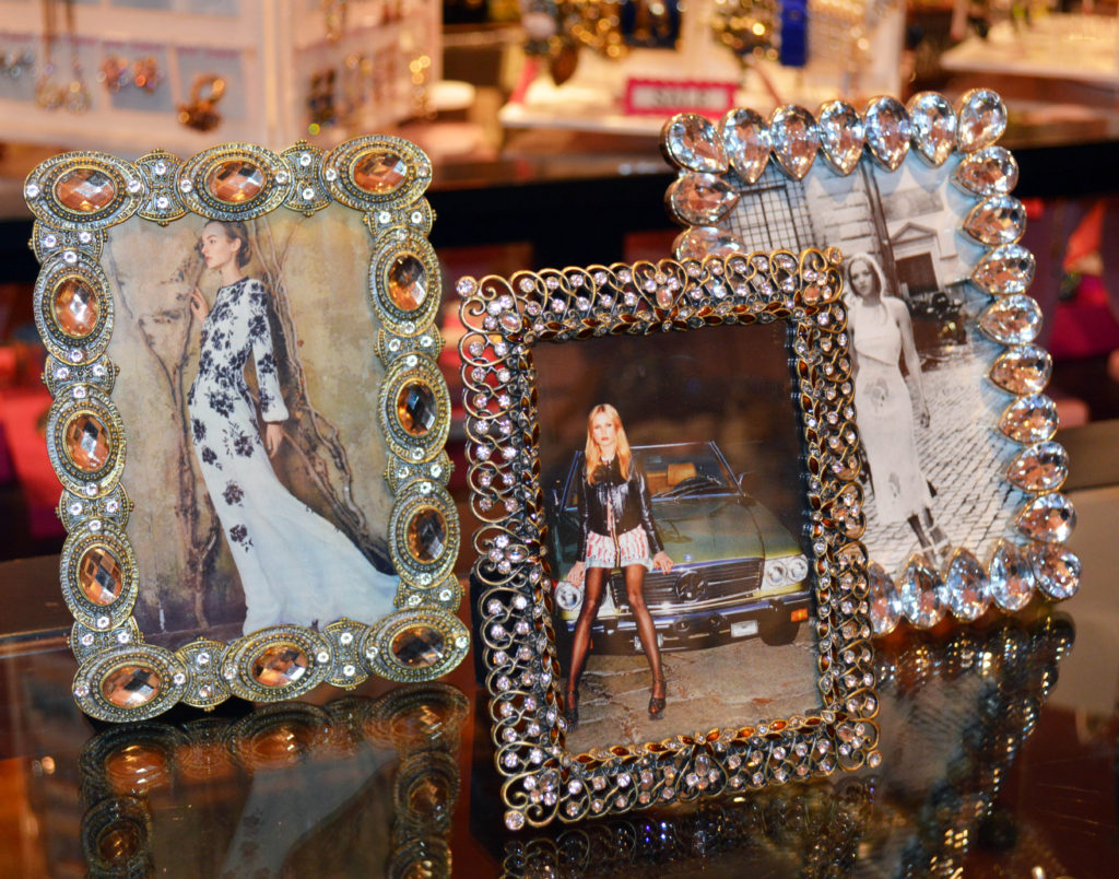 jest jewels picture frames