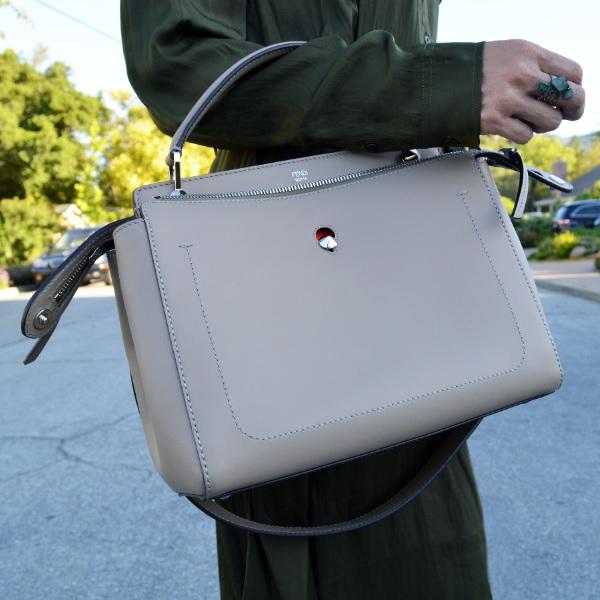 military neutrals handbag
