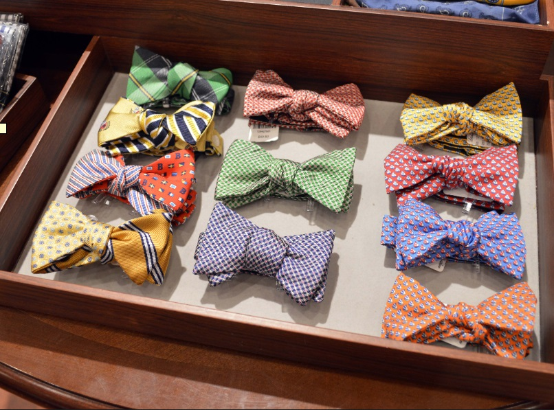 brooks brothers bow ties