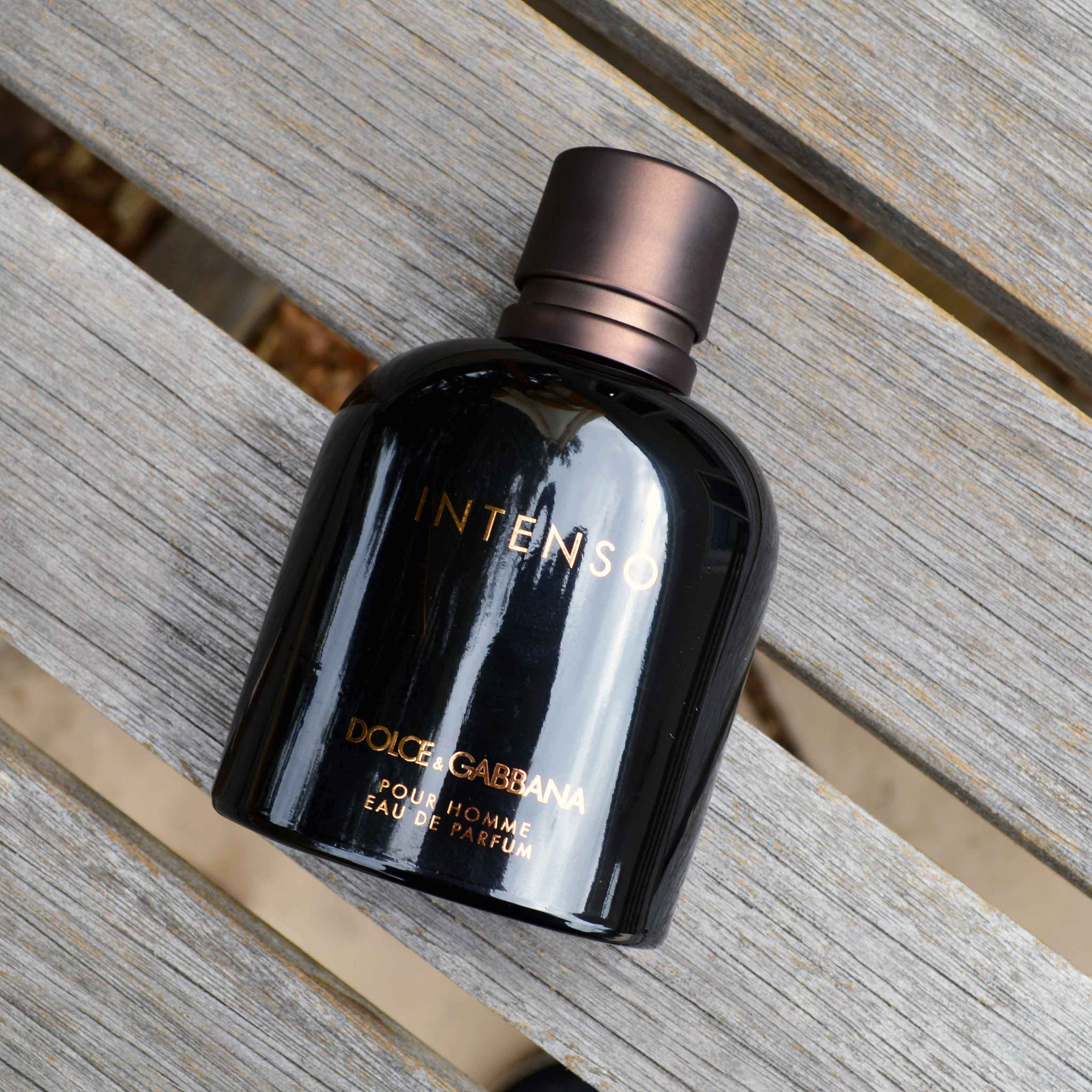 Dolce & Gabbana Intenso edp fathers day gift ideas cologne