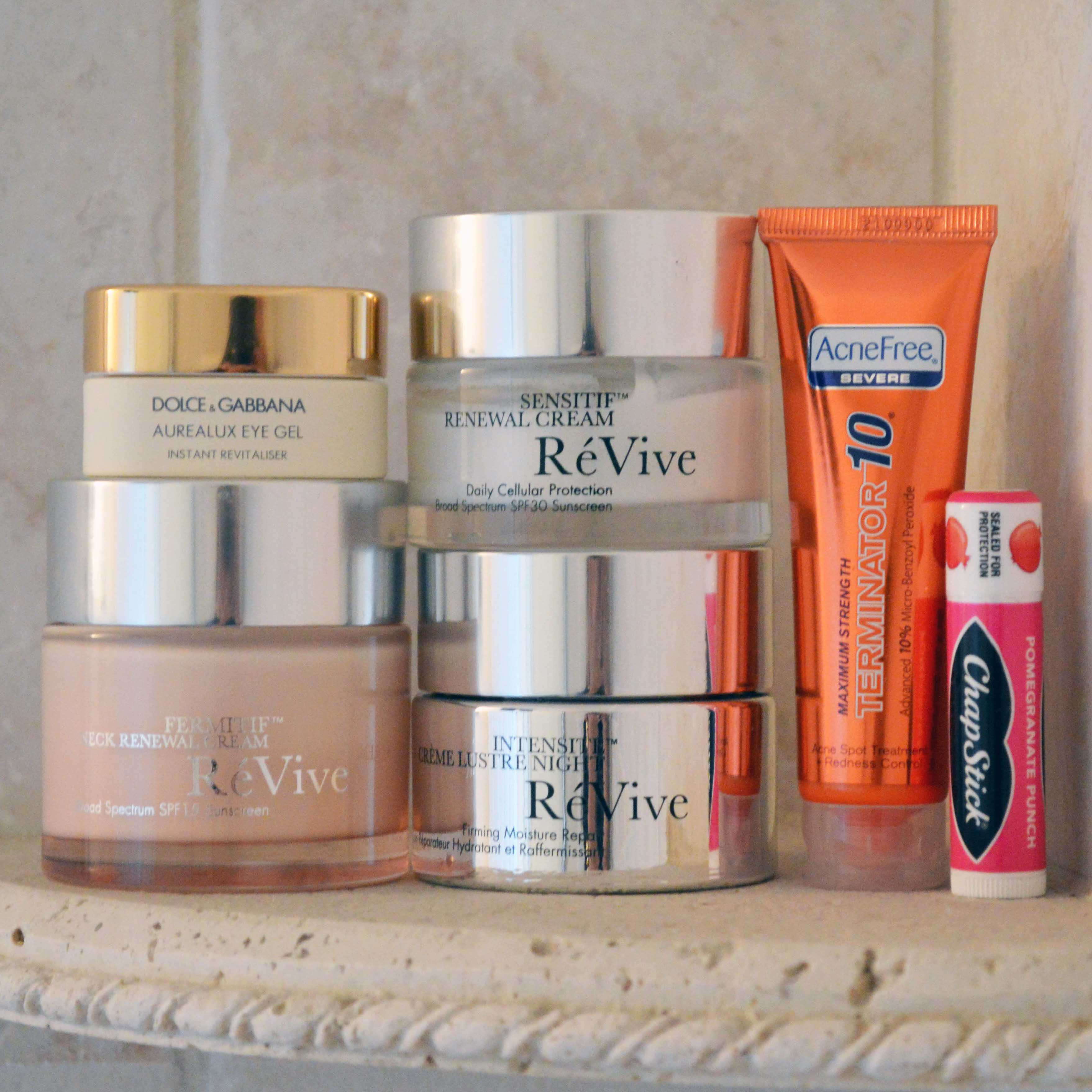 my summer skin care routine