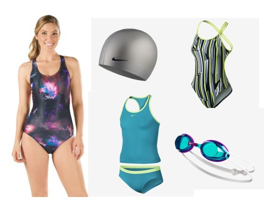 swimming for fitness gear