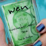 WEN by Chaz Dean Cucumber Basil Tea edp review