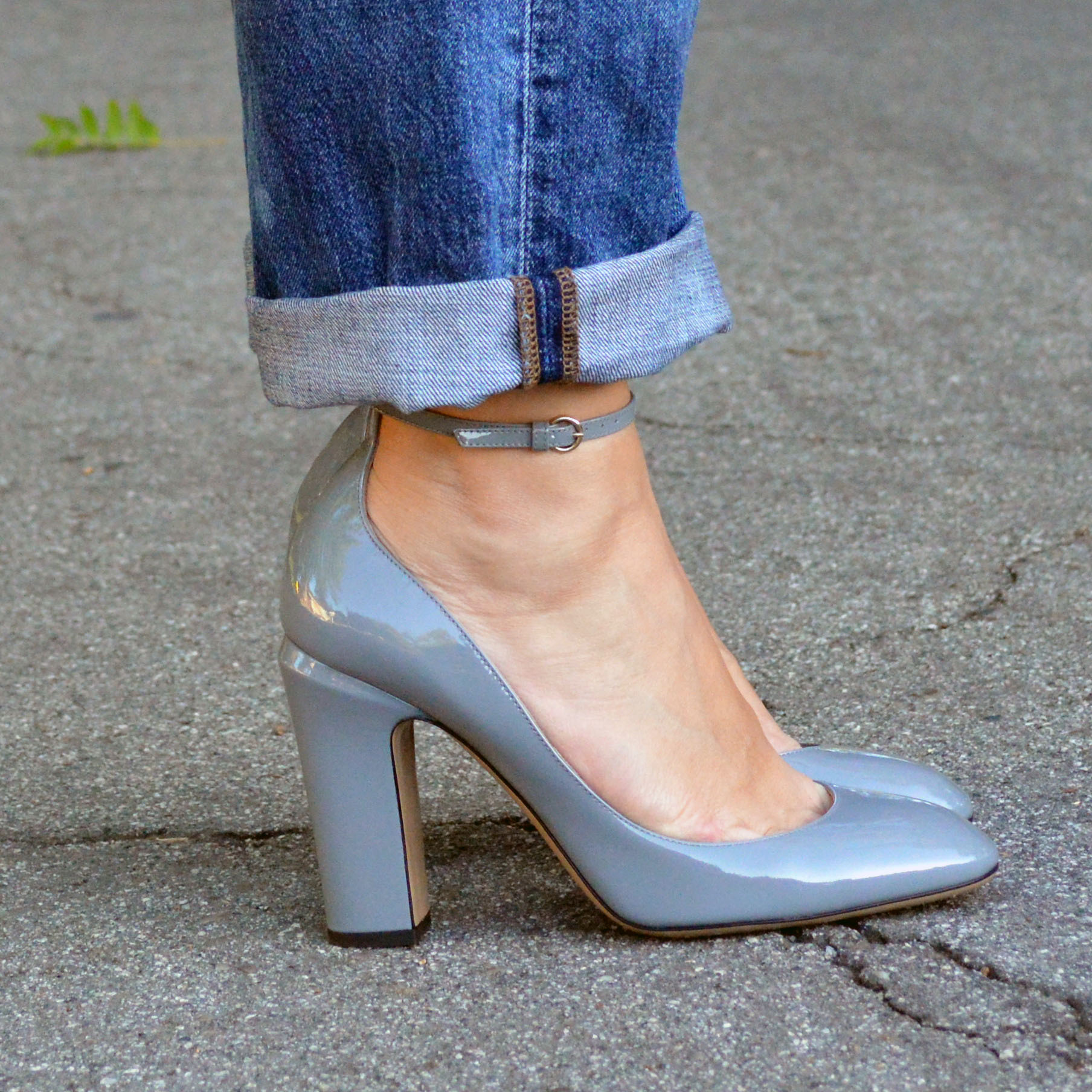 Baggy Jeans And Valentino Tango Pumps Bay Area Fashionista
