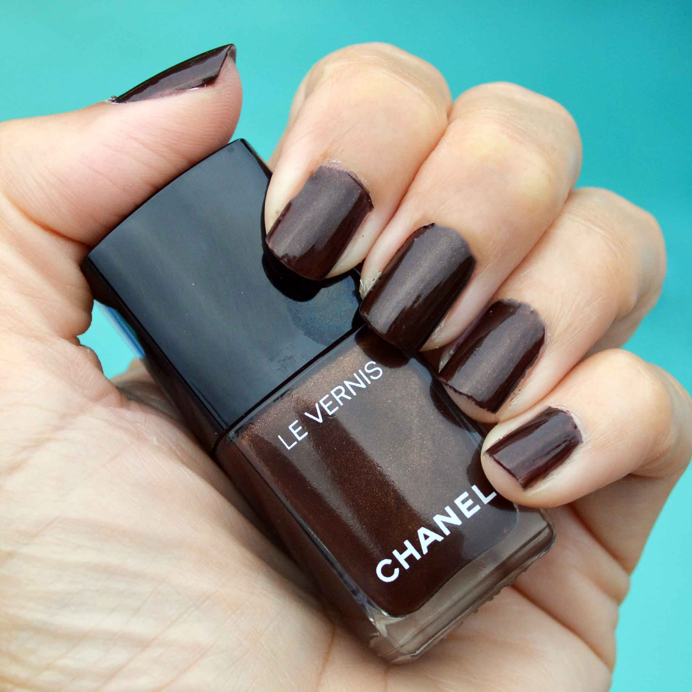 Chanel Cavaliere Nail Polish For Summer 2016