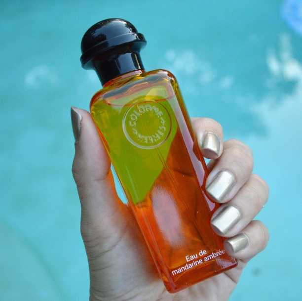 hermes eau de mandarin ambree