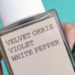 Korress Velvet Orris Violet White Pepper edt review