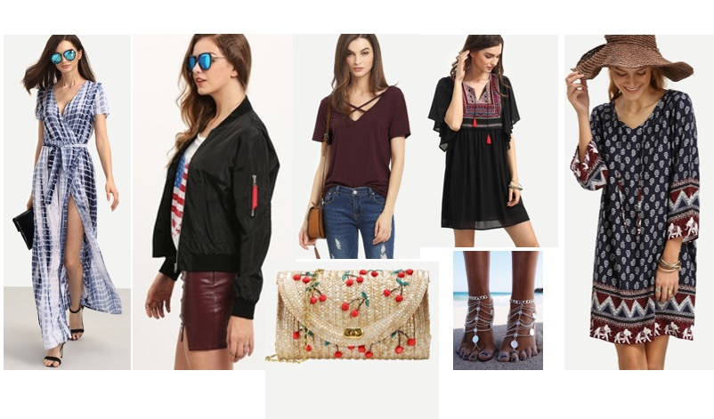 my picks for summer from Shein