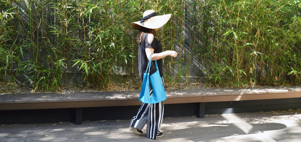 Fabulous summer hat