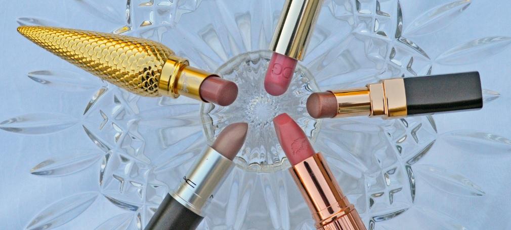 My current lipstick favorites