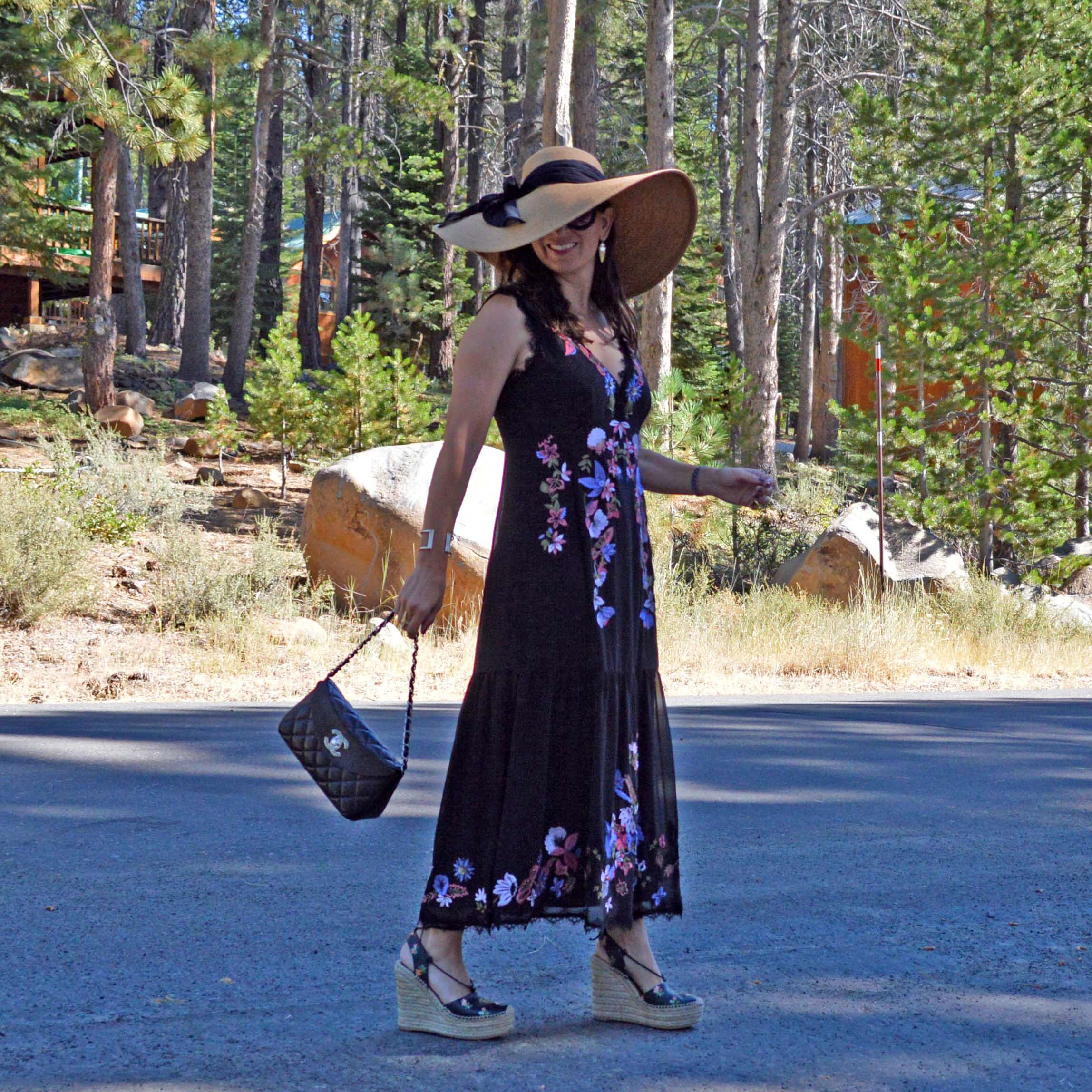 what to wear to keep tahoe blue fundraiser