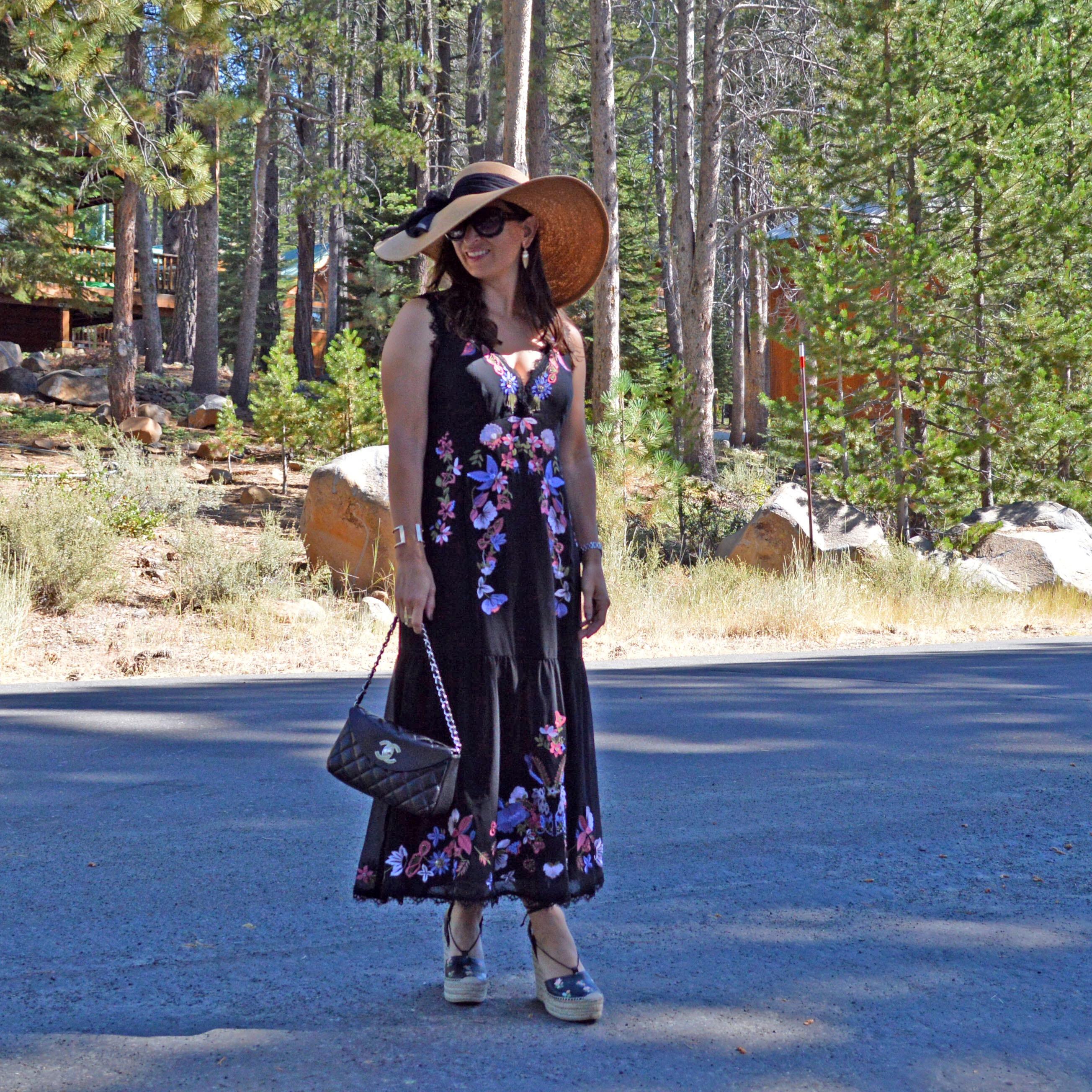 how to dress for an outdoor summer fundraiser