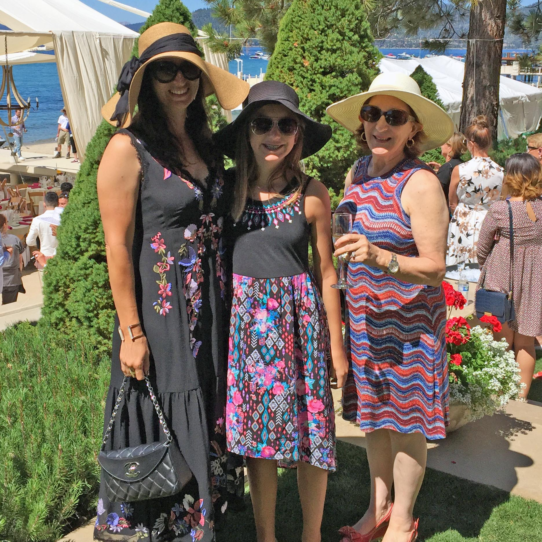 what to wear to league to save lake tahoe fundraiser