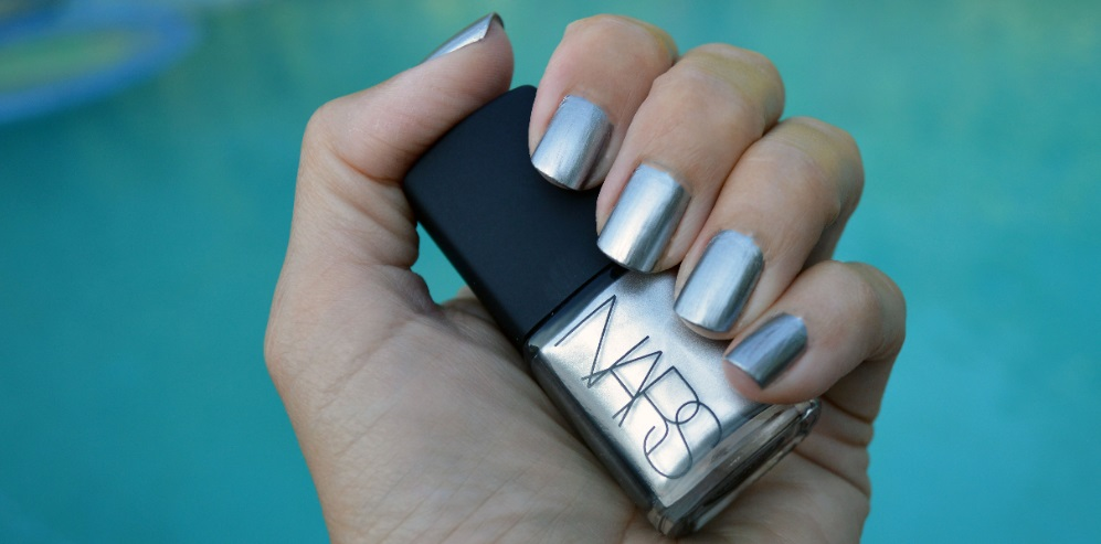 Nars Amarapura nail polish review