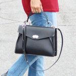 Proenza Schouler Hava satchel review