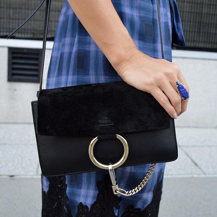 small chloe faye fashion week style