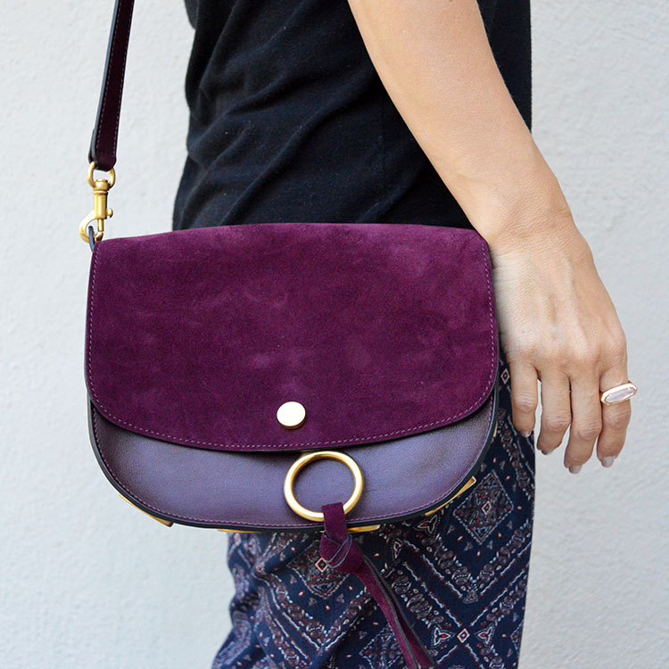 chloe kurtis handbag review