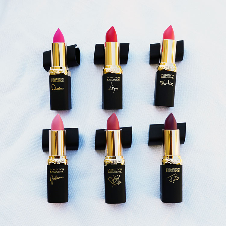 special edition loreal paris lipstick colors fall 2016